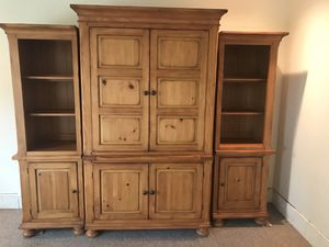 Entertainment center for Sale in Morgan Hill, CA