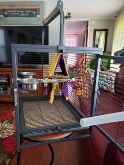 Brand New travel Bird Cage for Sale in Fruitland Park,  FL