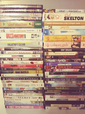 97 DVD'S FOR SALE for Sale in Kennewick, WA