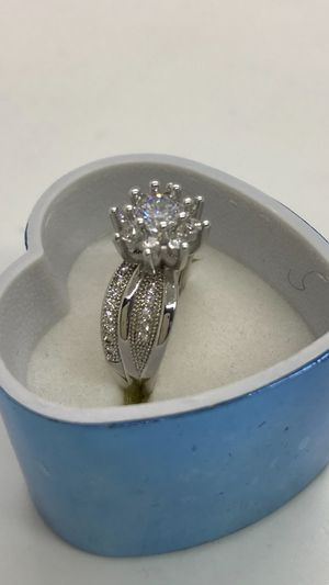 Beautiful promise engagement ring size 6 for Sale in San Jose, CA