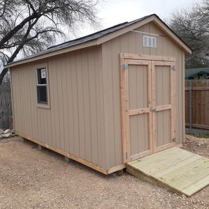 Sheds at affordable prices. for Sale in San Antonio, TX