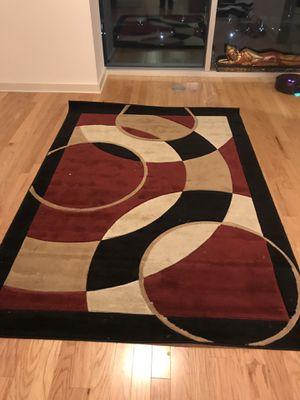 Black/Red/Tan carpet for Sale in Tampa, FL