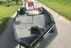 Boat Only$1 500 2 0 1 0 Bass Tracker Pro Team UsedNo Rust for Sale in Wichita, KS