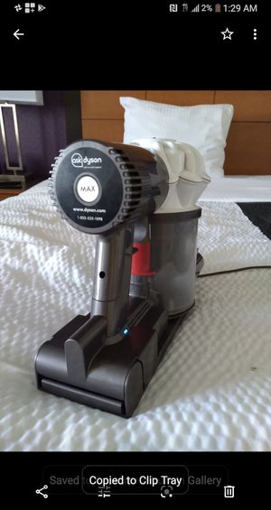 Dyson Cordless Hand Held Vacuum for Sale in Riverside, CA