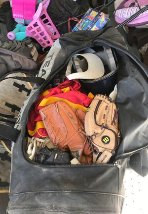 Baseball equipment for Sale in Lakewood, CA
