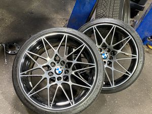 OEM F80 wheels - Size - 265/30/R20 for Sale in Freeport, NY