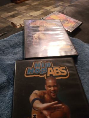 Exersice tapes hip hop abs and p90x. Each10 for Sale in Tempe, AZ