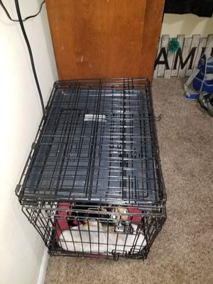 Medium dog kennel for Sale in Newton, KS