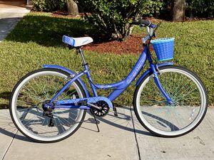 "New Bike - 7 speed - Girls - Kent 26"" Women's, Bayside Cruiser Bike, Purple for Sale in Boca Raton, FL"