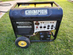 Champion Generator 7000 watts for Sale in Long Beach, CA