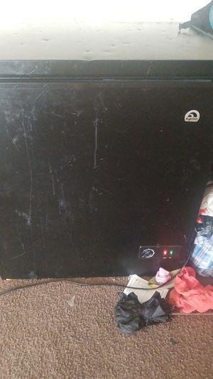 Black deep freezer for Sale in Arlington, VA