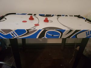 Miniature air hockey table for Sale in Irving, TX