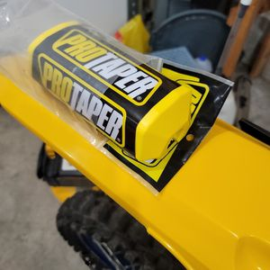 Yellow ProTaper Bar Pad for Sale in Everett, WA