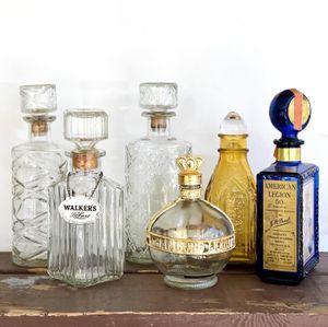 Vintage Decanters Barware for Sale in La Habra Heights, CA