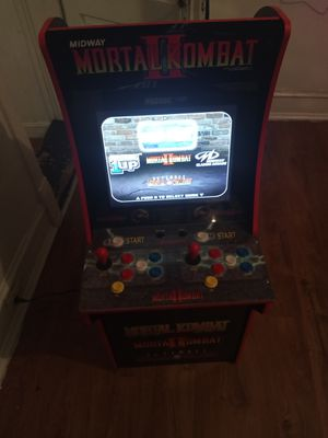 Mortal Kombat arcade game 300 come get it for Sale in Philadelphia, PA
