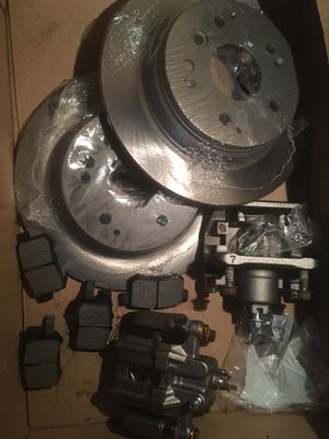 99-03 Acura TL brake system All Duralast parts for Sale in Woonsocket, RI