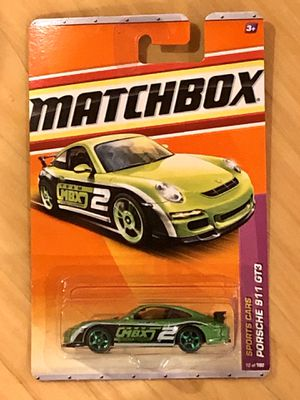 Matchbox Porsche 911 GT3 for Sale in Fairfax, VA