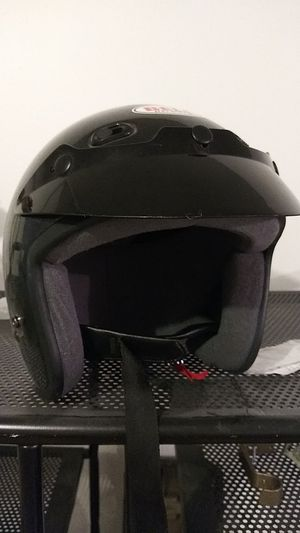 Dot certified motorcycle 2 wheeler helmet for Sale in Orlando, FL