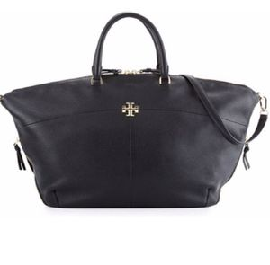 Tory Burch NEW Ivy Slouchy Leather Satchel Bag for Sale in Downers Grove, IL