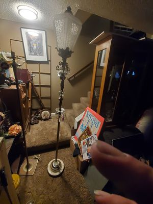 beautiful floor lamp for Sale in Arvada, CO