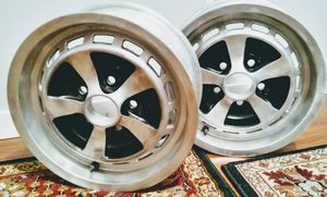 Jaguar XJ Series Wheels (set of 2 refurbished) for Sale in Burlington, MI