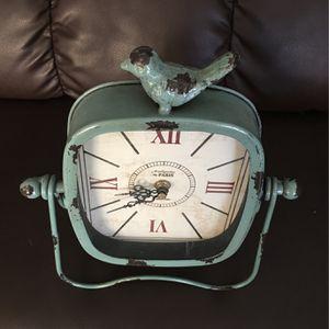 Vintage Clock for Sale in Las Vegas, NV