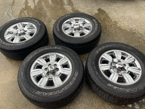 F150 wheels and tires for Sale in Puyallup, WA