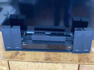 Sony Blu-Ray Stereo System for Sale in Los Angeles, CA