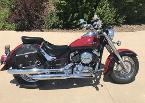 2000 Yamaha V-Star 650 Classic Motorcycle for Sale in Aurora, CO