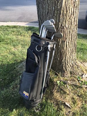 Golf Clubs With Bag for Sale in Sterling, VA