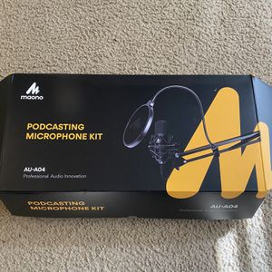 Studio/Podcasting Microphone for Sale in Columbia, SC