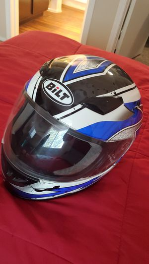 Bilt Motorcycle Helmet for Sale in Las Vegas, NV