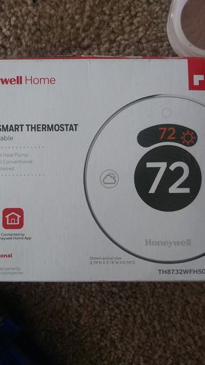 Honeywell home round smart thermostat for Sale in Northglenn, CO