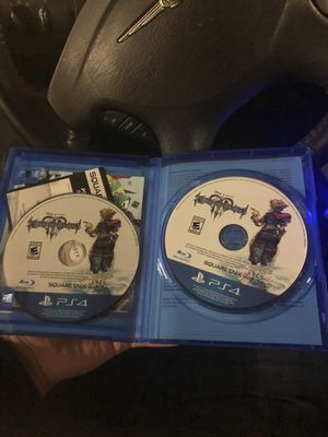Kingdom hearts 3 PS4 for Sale in Bridgeport, CT