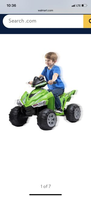 Atv for kids ride on toy for Sale in Las Vegas, NV