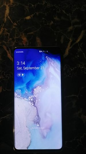 Samsung Galaxy s10+ for Sale in Forest Park, GA