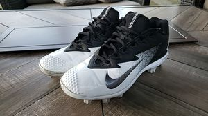 Nike Baseball Cleats - Size 10 1/2 for Sale in Maple Valley, WA