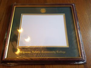 Thomas Nelson Diploma Frame for Sale in US