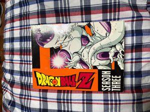 Dragon ball z season 3 cd for Sale in Weehawken, NJ