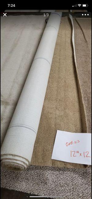 Carpet remnants roll 12x12 for Sale in Pomona, CA