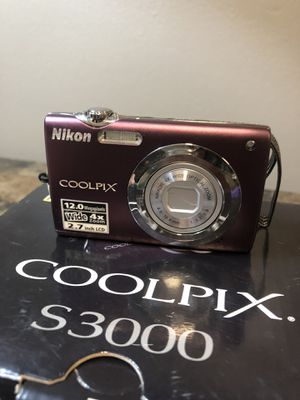 Nikon Digital Camera for Sale in Anaheim, CA