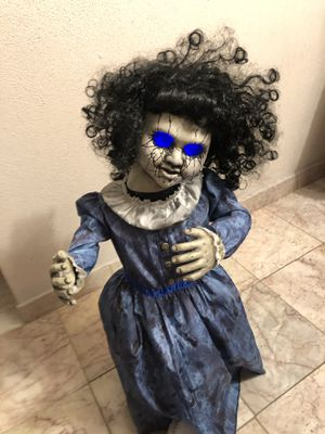 Halloween doll for Sale in West Valley City, UT
