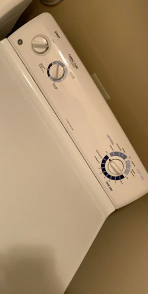 GE full size washer and dryer for Sale in Carrollton, TX