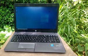 HP Probook 15inch, I3, 128gb hdd, 8gb ram for Sale in Palm Harbor, FL