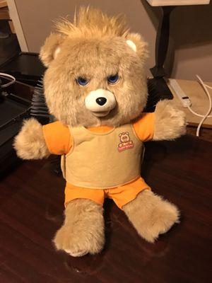 Teddy ruxpin doll for Sale in Sherman, TX