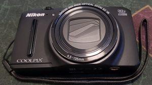Nikon Coolpix S9700 Digital Camera for Sale in Tampa, FL