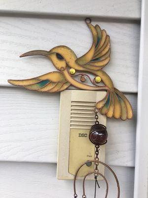 Hummingbird wind chime for Sale in Manassas Park, VA