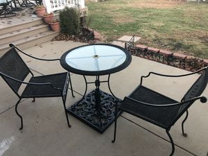 Patio furniture. for Sale in St. Louis, MO