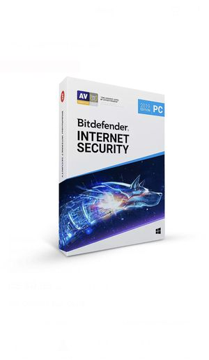 Bitdefender Internet Security 2019/18 - 3 Devices/6 years for Sale in Beverly Hills, CA