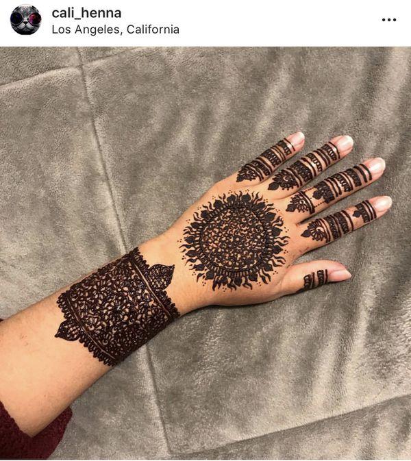 Henna Tattoos - Henna Art